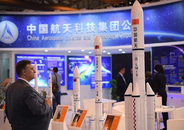 中國將首次成為莫斯科國際航空航天展覽會的協辦方
