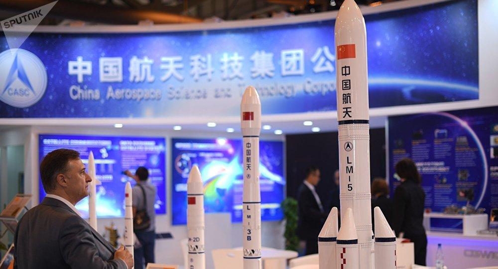 媒体:俄国家杜马年底前将批准俄中火箭-航天技术知识产权保护协议