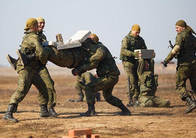 俄羅斯從中國手中接過接力棒舉辦ARMY-2018「軍械能手」比賽