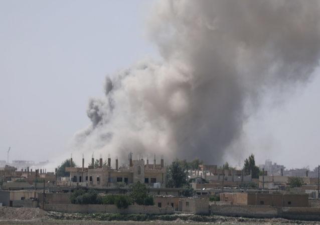 叙拉卡以及鲁克班干难民营完全忽视联合国安理会有关停火的决议