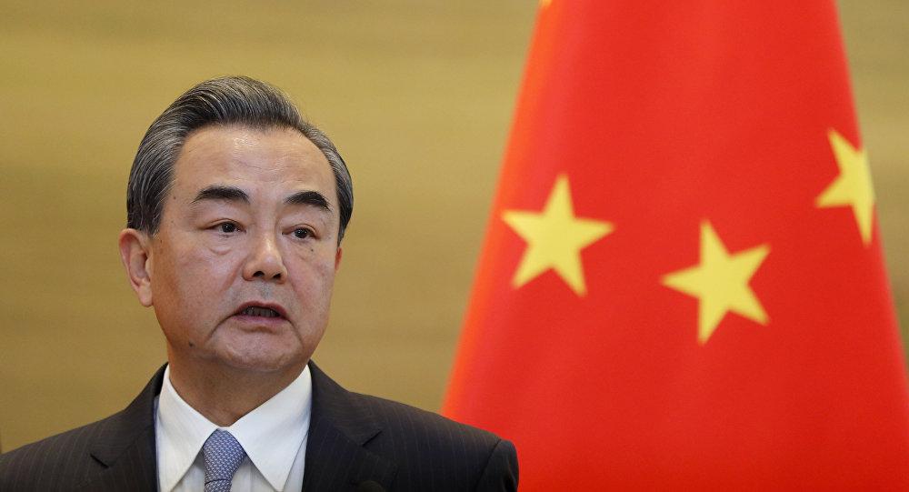 中国外交部: 王毅将于15日至17日访问日本