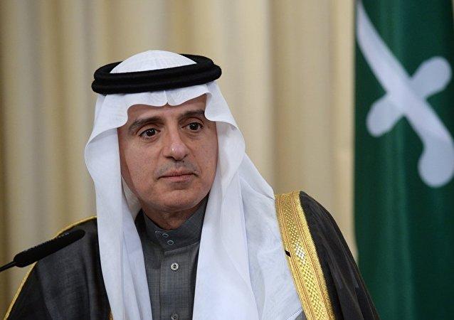 沙特外交部长