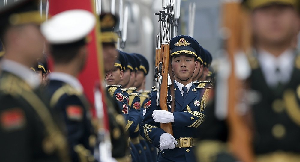 俄专家谈中国新设军事机构的职能