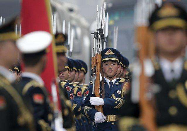 外媒:中國:從軍事改革到權力變化