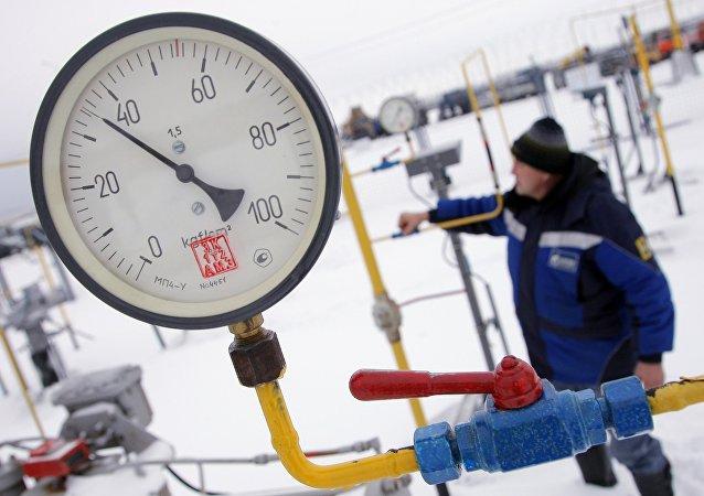 俄气2017年创下对欧洲天然气出口纪录