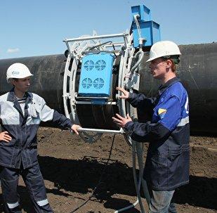 """专家:""""西伯利亚力量""""输气管道通气将可能影响全球天然气价格"""