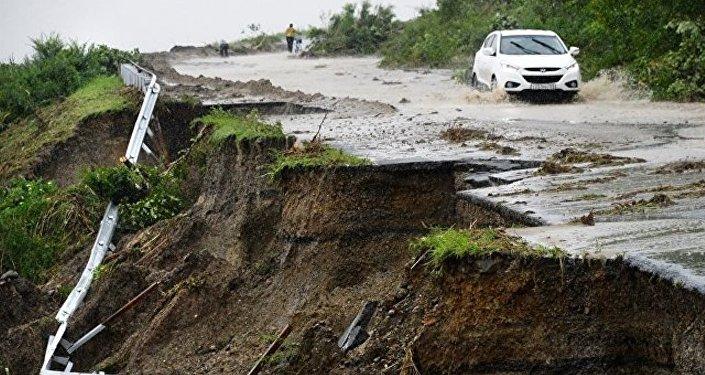 俄滨海边疆区行政长官:受灾地区主要应急工作将至本周末结束