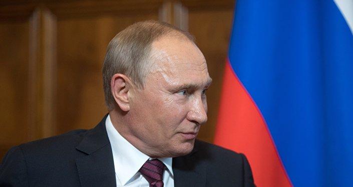 普京:俄罗斯将继续为阿布哈兹的安全和独立提供可靠保障