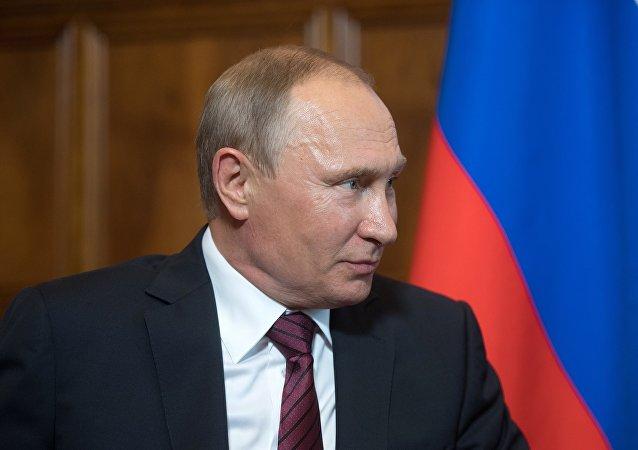 普京:俄羅斯將繼續為阿布哈茲的安全和獨立提供可靠保障