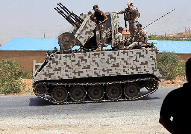 黎巴嫩军队与武装分子冲突致一军人丧生