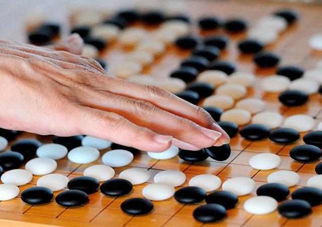 中国大使杯围棋赛在莫斯科落幕