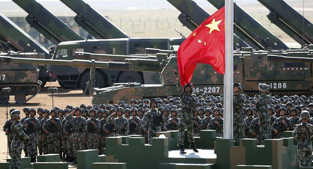 中国外交部:中国的军费开支完全合理 在可控范围内