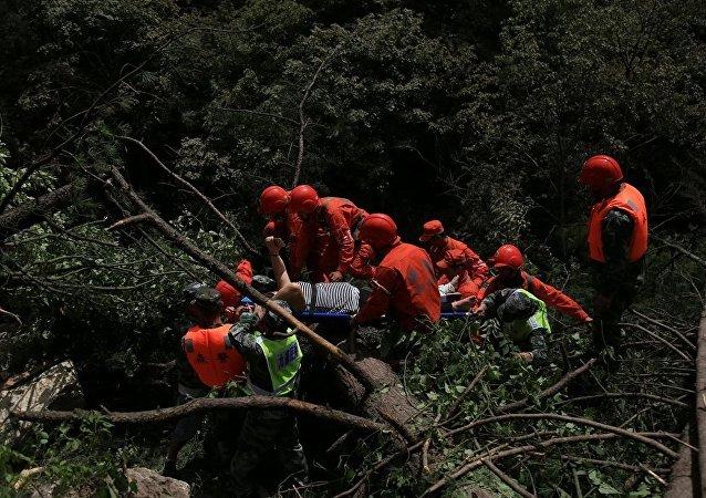 俄旅行社:在中國地震災區沒有俄旅遊團