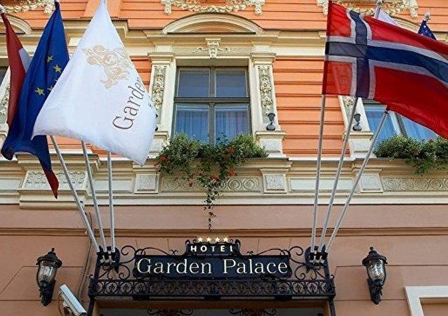 俄大使館:里加市中心賓館被佔領事件中沒有俄公民受傷