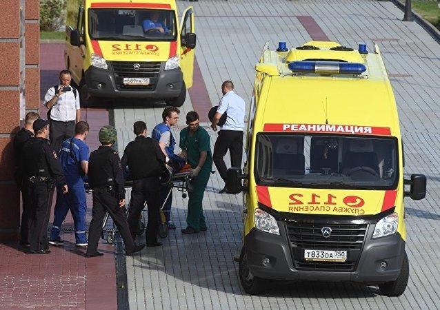 俄赤塔發生爆炸造成2人死亡 另發現一枚啞彈
