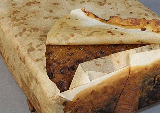 南極發現100年前水果蛋糕 竟然還能吃