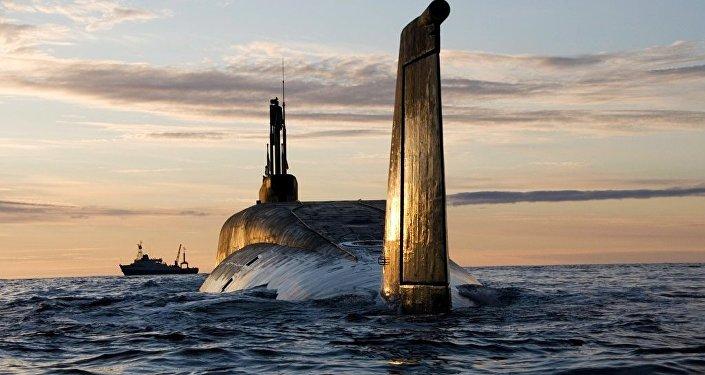 俄將於2019年開始為太平洋艦隊再建兩艘潛艇