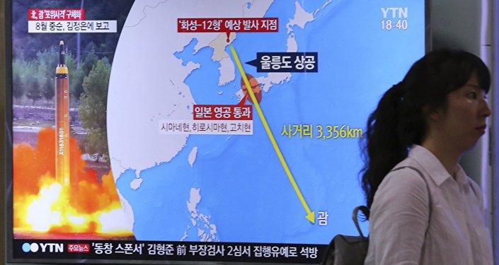 中方希望朝韩高级别会谈推动缓和半岛紧张局势