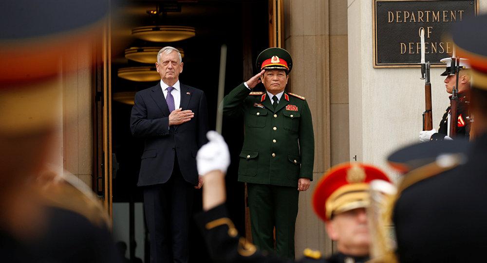 俄专家:越南和美国走近原因何在?