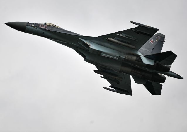 蘇-35戰鬥機