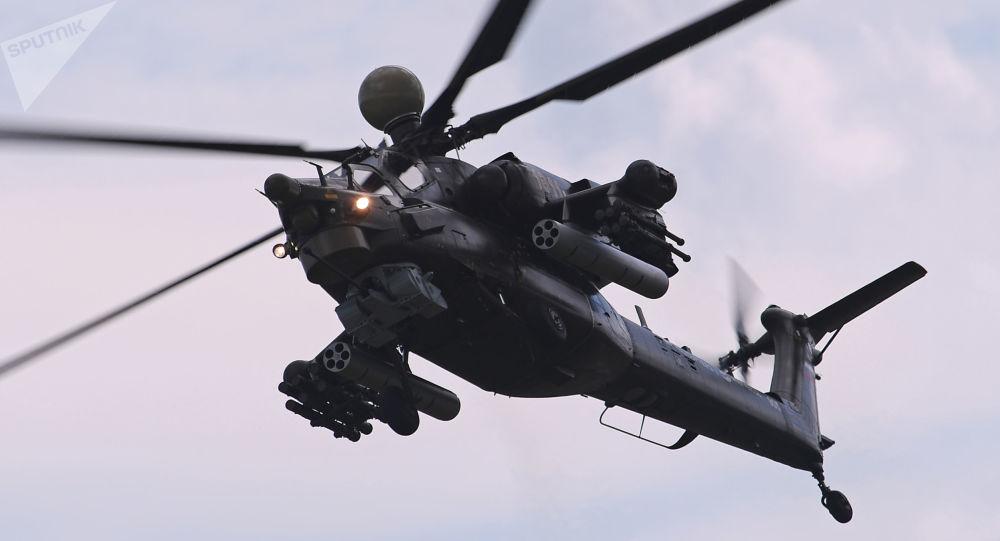 米-28NM直升机