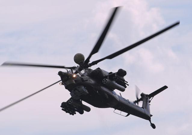 米-28NM直升機