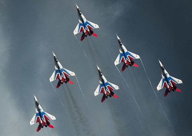 空中之盾:俄羅斯空軍成立105週年