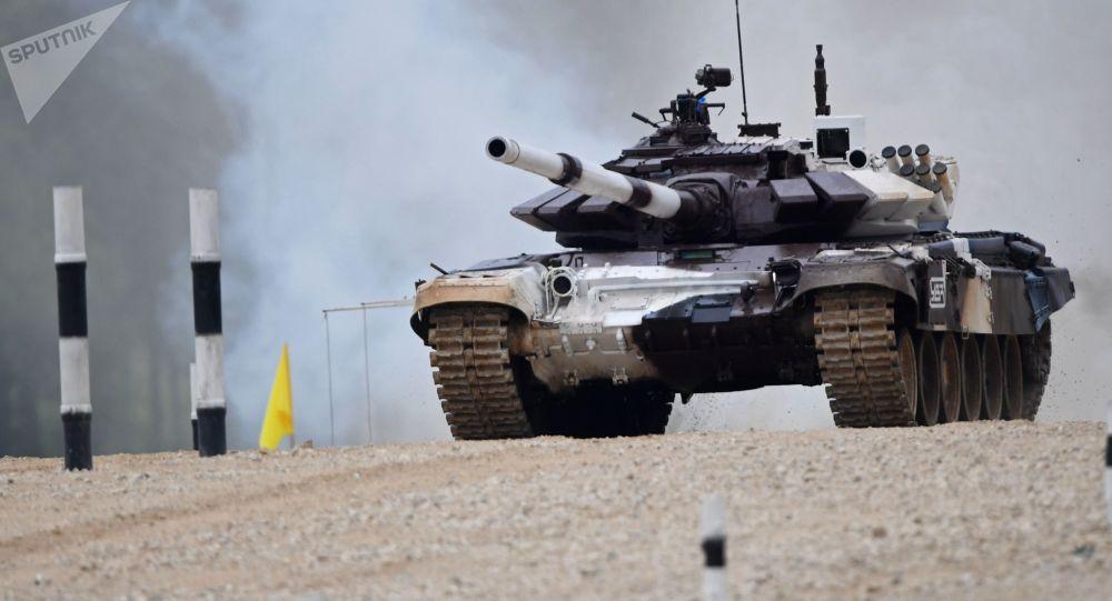 """中国国防部:中国将承办""""国际军事比赛-2018""""四项比赛"""