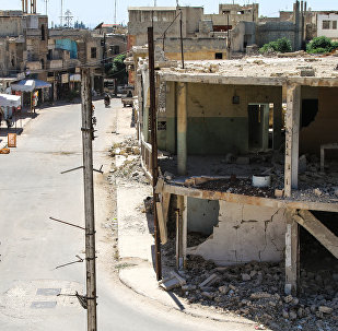 敘霍姆斯省東部居民點已從武裝分子手中解放
