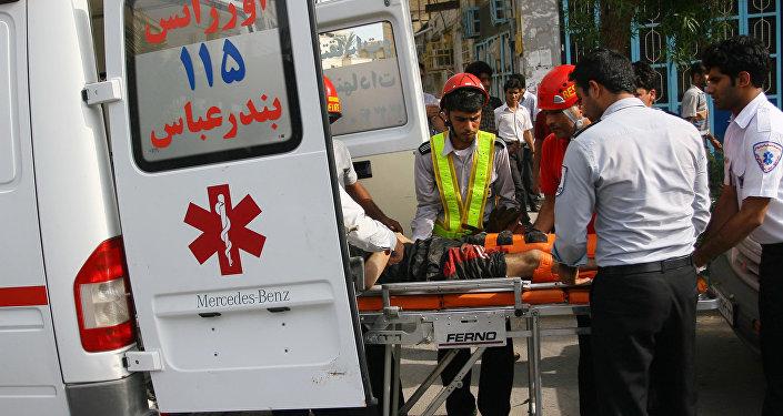 伊朗急救车