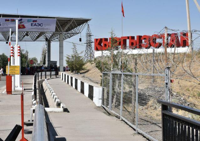 哈萨克斯坦将不再执行其与吉尔吉斯斯坦间高度加强的边境管控制度