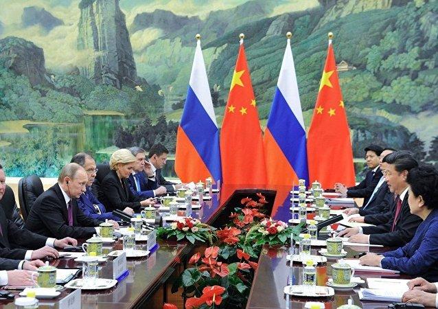俄外長稱中國外長將赴俄籌備習近平訪俄事宜