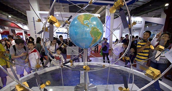 中國北斗組網一年完成10箭19星發射 創世界衛星導航系統建設新紀錄