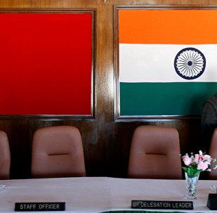 中方愿与印方维护好边境地区和平与安宁
