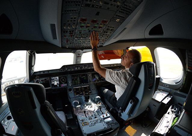 飞行员不会告诉乘客的秘密