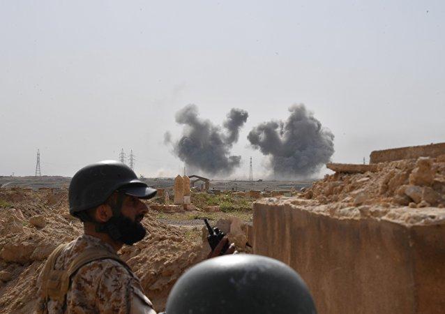 阿拉伯媒體稱「伊斯蘭國」宣佈對大馬士革恐襲負責