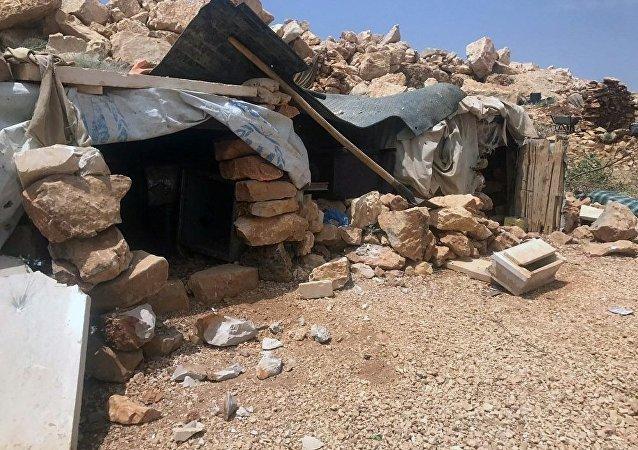 约200名武装分子在阿勒颇省北部向叙政府投降