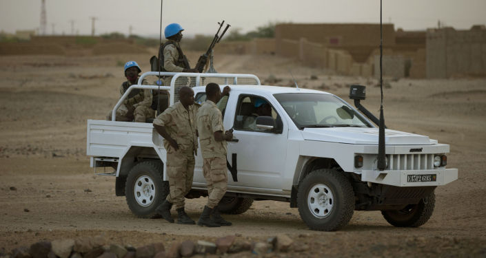 不明身份武装分子袭击联合国中非共和国维和部队致1死7伤