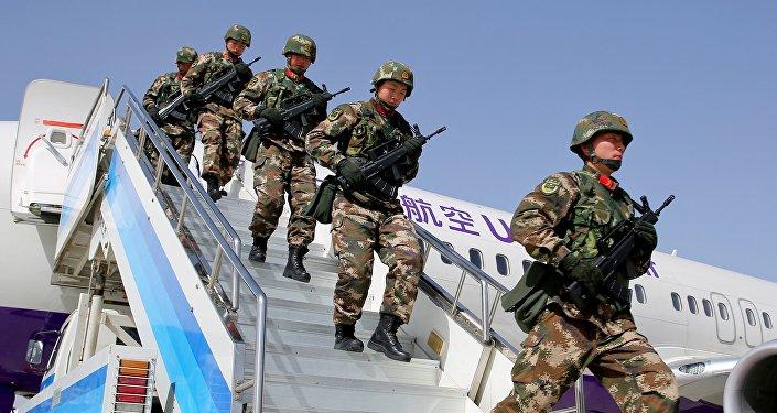 新疆對極端主義加大打擊力度