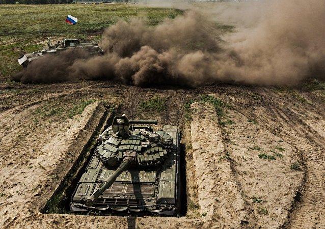 修理营军事工程师国际比赛在鄂木斯克开始