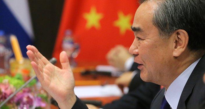 中国外长:金砖国家已经成为促进世界经济增长和维护国际和平稳定的关键力量