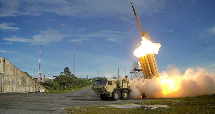 """中国外交部:美韩部署""""萨德""""反导系统使半岛核问题变得更加复杂"""