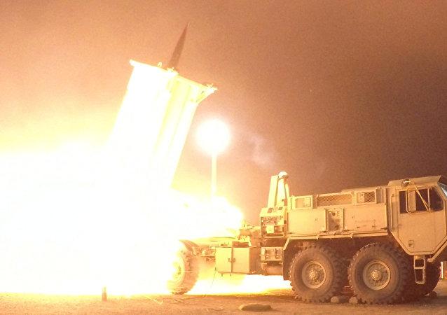 美国防部:10个补充萨德反导系统将耗资4.6亿美元