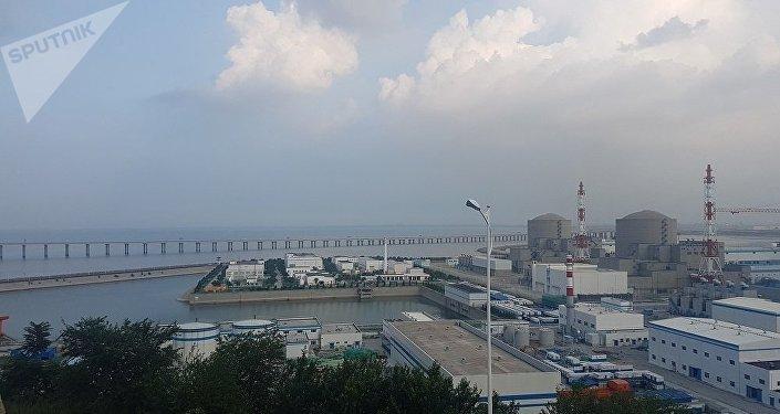 田湾核电站三号机组成功通过全功率测试