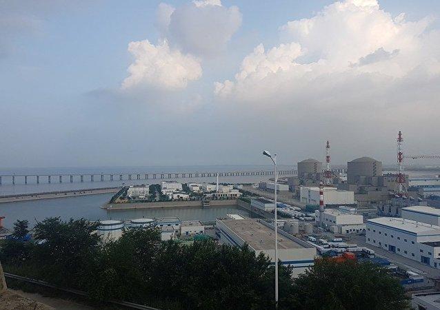 田湾核电站