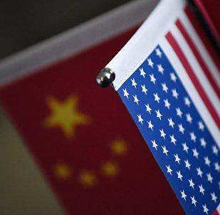 特朗普称无法接受中美贸易失衡