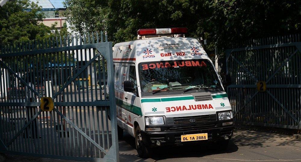 印度救护车