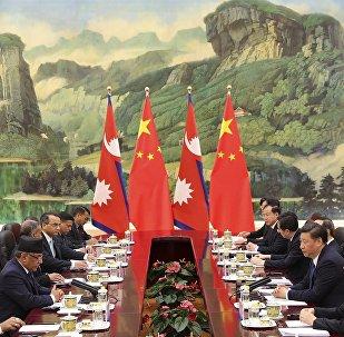 中尼將簽署西藏至加德滿都鐵路建設協議