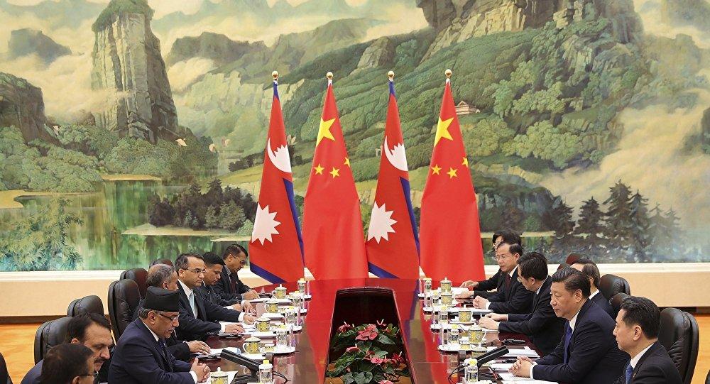 中国与尼泊尔签署羊绒制品采购协议
