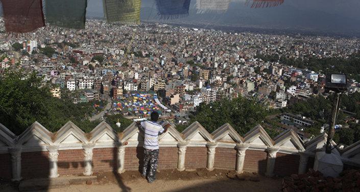 印度不想把尼泊爾市場讓給中國